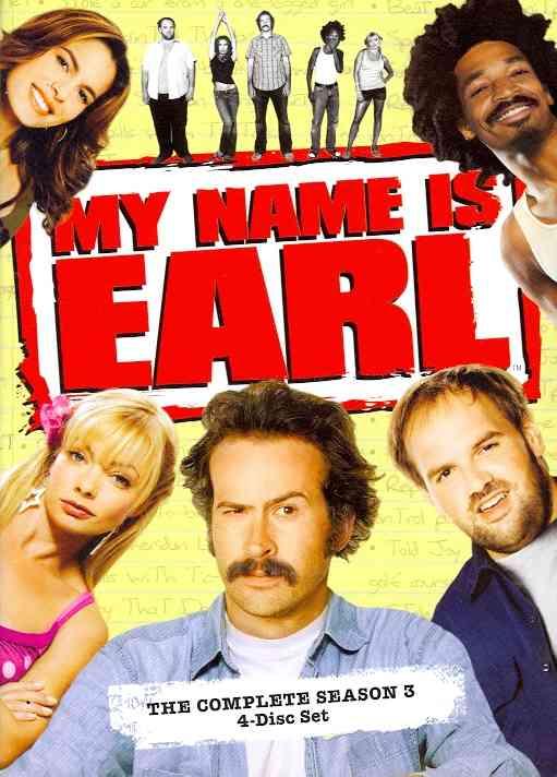 MY NAME IS EARL SEASON 3 BY MY NAME IS EARL (DVD)
